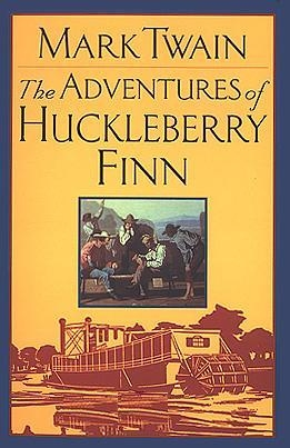 an assessment of the great american novel the adventures of huckleberry finn by mark twain