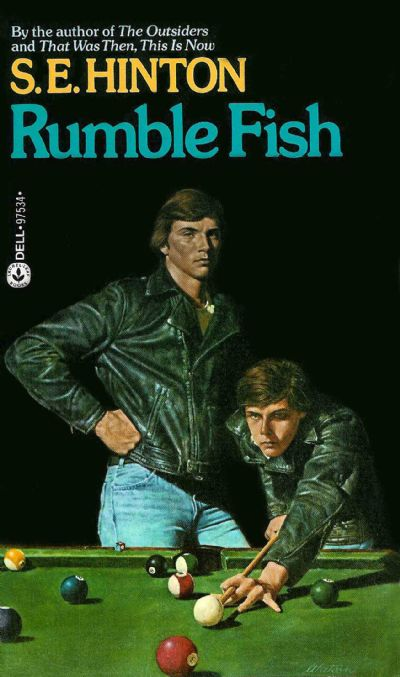 book report rumble fish by se hinton