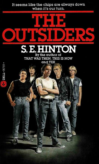 the transformations of ponyboy and johnny in the outsiders by se hinton The outsiders study guide contains a biography of author s e hinton, literature essays, quiz questions, major themes, characters, and a full summary and analysis over the next four or five days, ponyboy and johnny kill time by playing cards and reading gone with the wind johnny becomes interested.