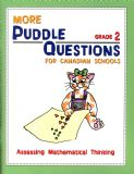 More Puddle Questions for Canadian Schools Grade 2