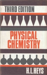 Physical Chemistry (French Edition)