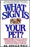 What Sign Is Your Pet?