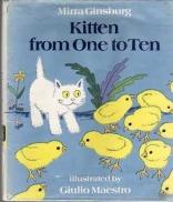 Kitten from One to Ten