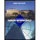 Thinking Mathematically (Central Texas College)