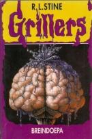 Griller 11:Breindoepa (Grillers) (Afrikaans Edition)