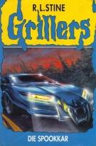 Griller 14: Die Spookkar (Grillers) (Afrikaans Edition)