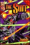 Invasion the Suit 1 Digest (Virtual Comics the Suit)