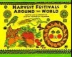 Harvest Festivals Around the World (Messner Multicultural Library)