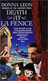 Death at La Fenice (Unabridged Audio Tape)