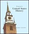 Fearon's United States History (The Pacemaker Curriculum)