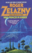 Nine Princes in Amber (The Gregg Press Science Fiction Series)