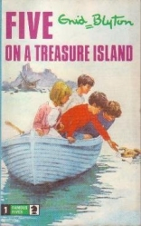 Five on a Treasure Island (The Famous Five Series I)