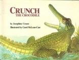 Crunch, the crocodile