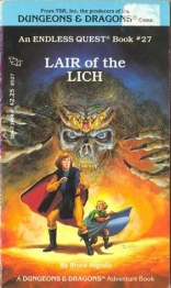 Lair of the Lich (Endless Quest)