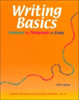 Writing Basics: Sentence to Paragraph to Essay