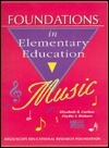 Foundations in Elementary Education Music
