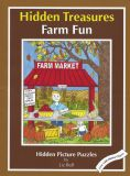 Farm Fun: Hidden Treasures; Hidden Picture Puzzles