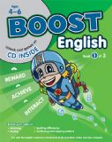 English: Book 1 of 3: Paperback + CD-ROM: Ages 4-6