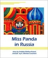 Miss Panda in Russia