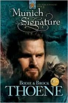 Munich Signature (The Zion covenant series)