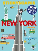 Stickyscapes: New York (Magma for Laurence King)