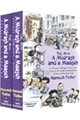 The Mini Midrash and a Maaseh: An Anthology of Insights and Commentaries for Youngsters on the Weekly Torah Reading- Including Stories and Illustrations (2 Volumes)