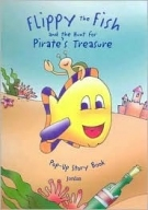 Flippy the Fish and the Hunt for Pirate Treasure (Adventure (Carah Pop-Ups))