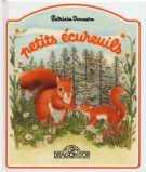 Vive la nature : petits ecureuils