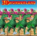 Three d Wonderland