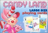 Candy Land Playing Cards