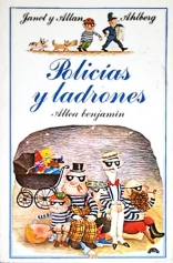 Policias Y Ladrones / Cops and Robbers (Spanish Edition)