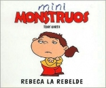 Beca La Rebelde - Mini Monstruos (Spanish Edition)