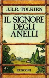 IL SIGNORE DEGLI ANELLI (Titolo originale dell'opera: The Lord of the Rings)