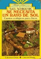 Se Necesita Un Rayo de Sol (Coleccion Tobogan) (Spanish Edition)