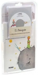 El Principito / The Little Prince (CD Cuentos) (Spanish Edition)