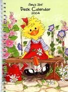 Suzy's Zoo Desk Calendar